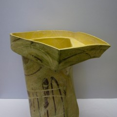 Alison Britton - Big Pot with Collar