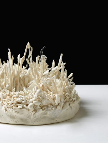Lucille Lewin: winner of Young Masters Ceramics Prize