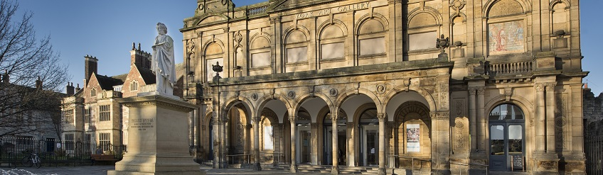 New Café to Open at York Art Gallery