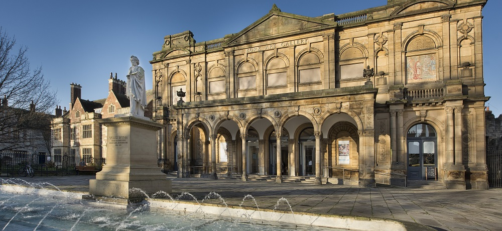 York Art Gallery wins Visitor Attraction of the Year at the Visit York Tourism Awards