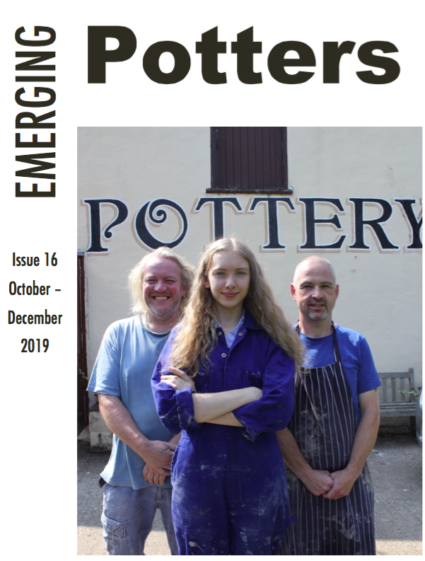 Emerging Potters Oct-Dec 2019